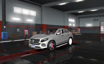 Mercedes Benz GLE 400 BETA