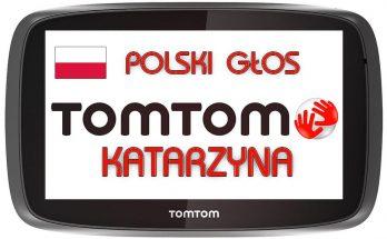 Polish Voice TomTom Katarzyna 1.35.x
