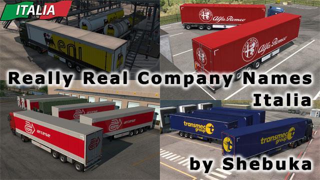 Real Company Names - Italia v1.0
