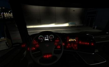 Red interior light v1.0