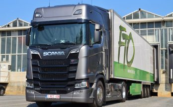 Scania NEXTGEN REAL V8 SOUND v3 1.35