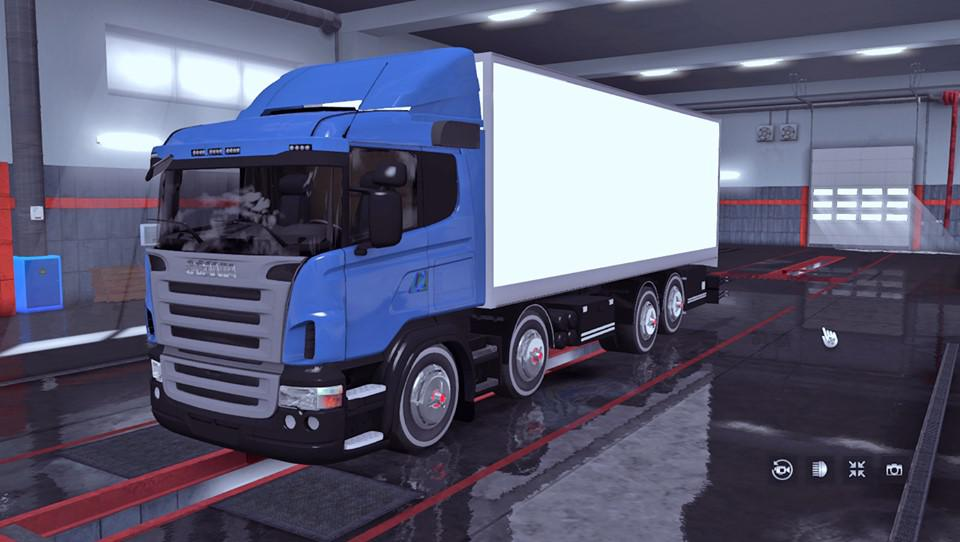 Turkish Style Scania Truck v 1 0 | Allmods net