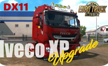 Upgrade Mod for Schumis Iveco XP v2.7