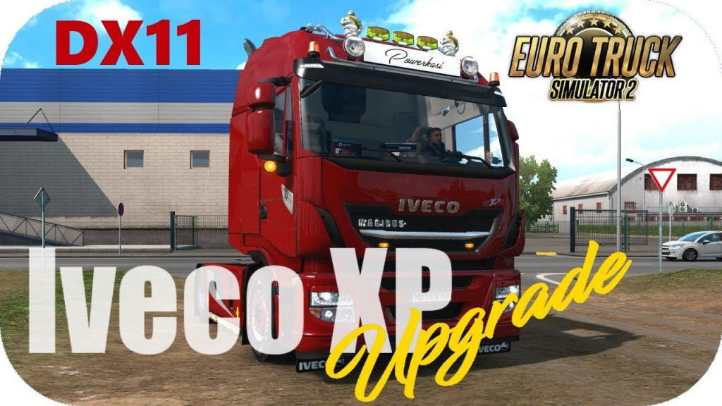 Upgrade Mod for Schumis Iveco XP 1.35.x
