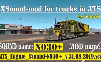 ATS Engine XSound N030+ 1.35.x