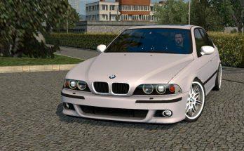 BMW M5 E39 ATS 1.35.x