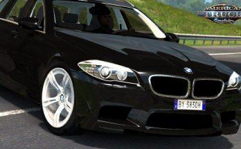 BMW M5 Touring + Interior 1.35.x