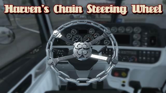 Chain steering wheels 1.35
