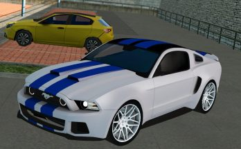 Ford Mustang 1.35.x