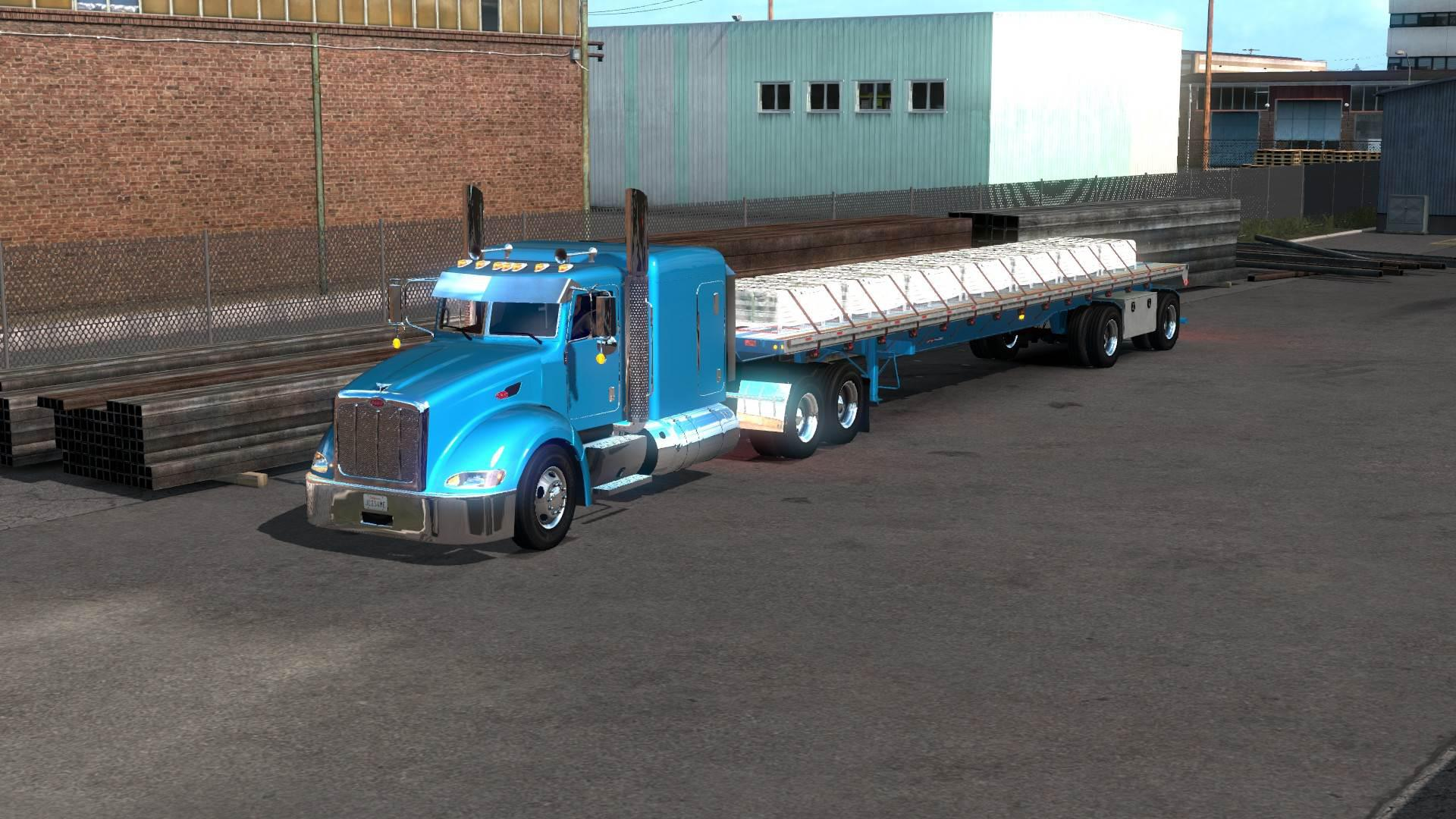 Great Dane Flatbed Ownable 1.35