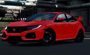 [ATS] Honda Civic FC5 / FK8 Typer-R 1.35.x