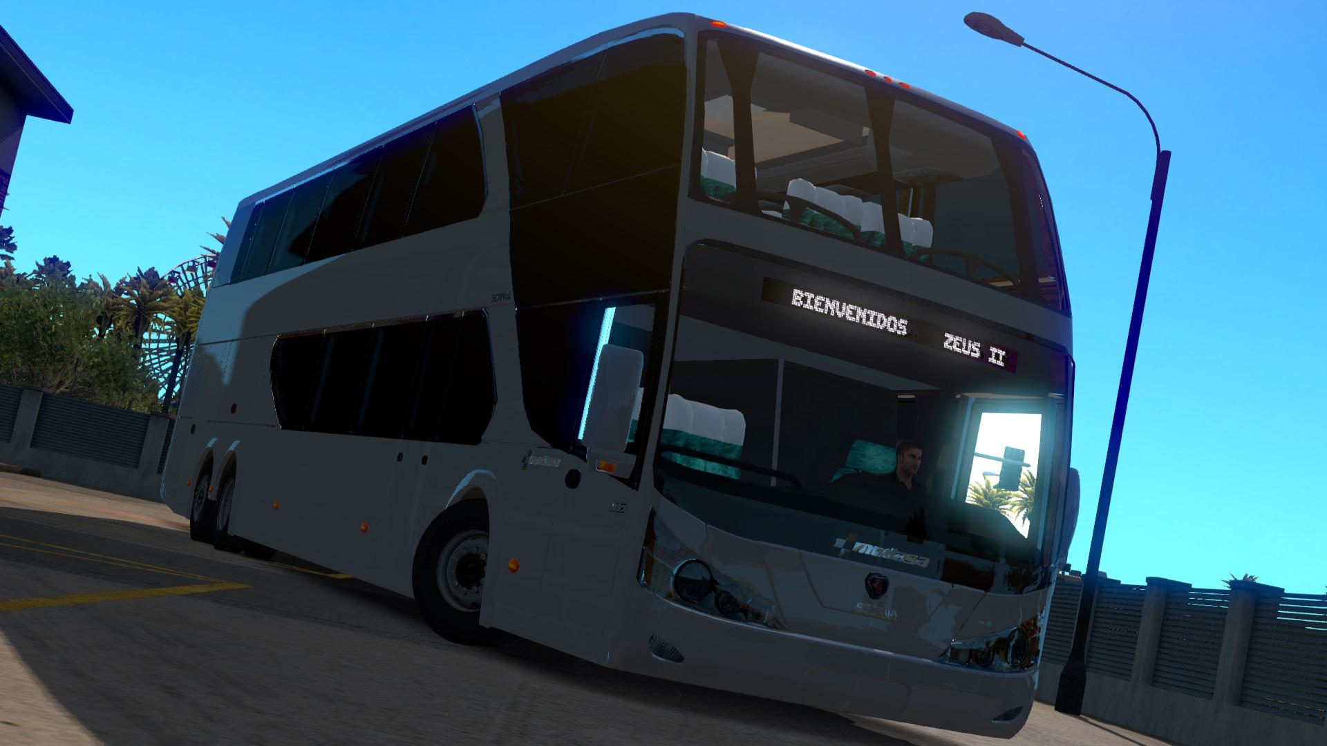 Modasa Zeus II DP 6x2 Scania BETA