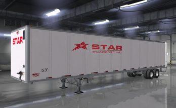 Star Transport Inc. for B4rt's Wabash Duraplate v1.0