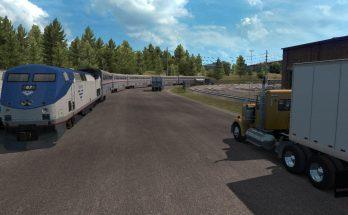 Trains Everywhere (road nightmare) addon v1.0