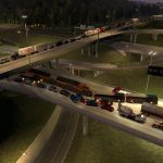 Trains Everywhere (road nightmare) addon v1.0