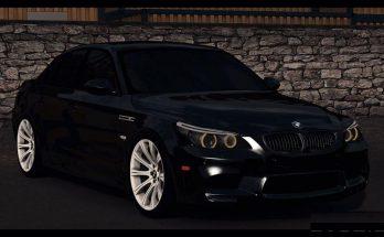BMW M5 E60 1.35 & up