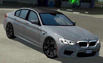 BMW M5 F90 v1.1 ETS2 1.35