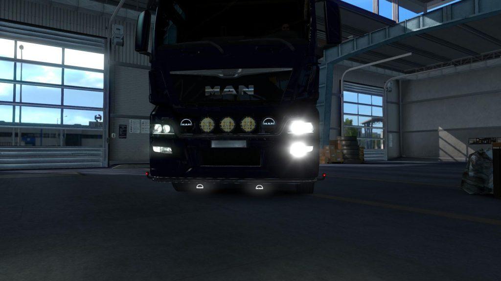 Fog Lights For Trucks 1.35.x