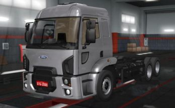 Ford Cargo by SouthGamer 1.35.x
