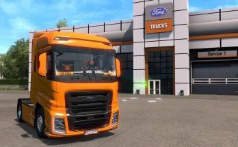 Ford Trucks F-MAX v1.0