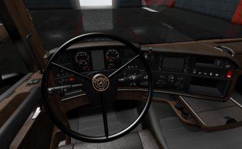 Interior Crocodile for Scania rs RJL v1.0
