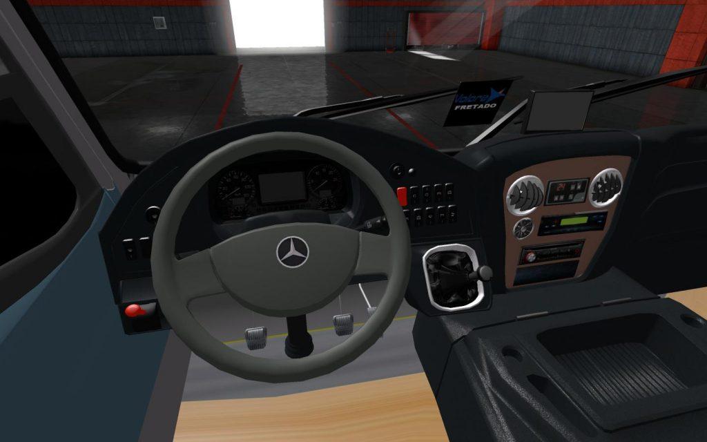 Mercedes Benz Volare W9 1.35.x