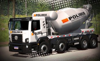 Volkswagen Constellation Cement Truck 1.35