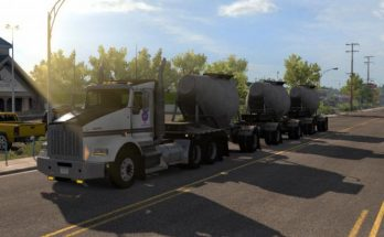 OWNABLE SCS DRY BULK TRAILERS