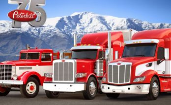 REAL ENGINE SOUNDS FOR SCS PETERBILT TRUCKS 1.36.X
