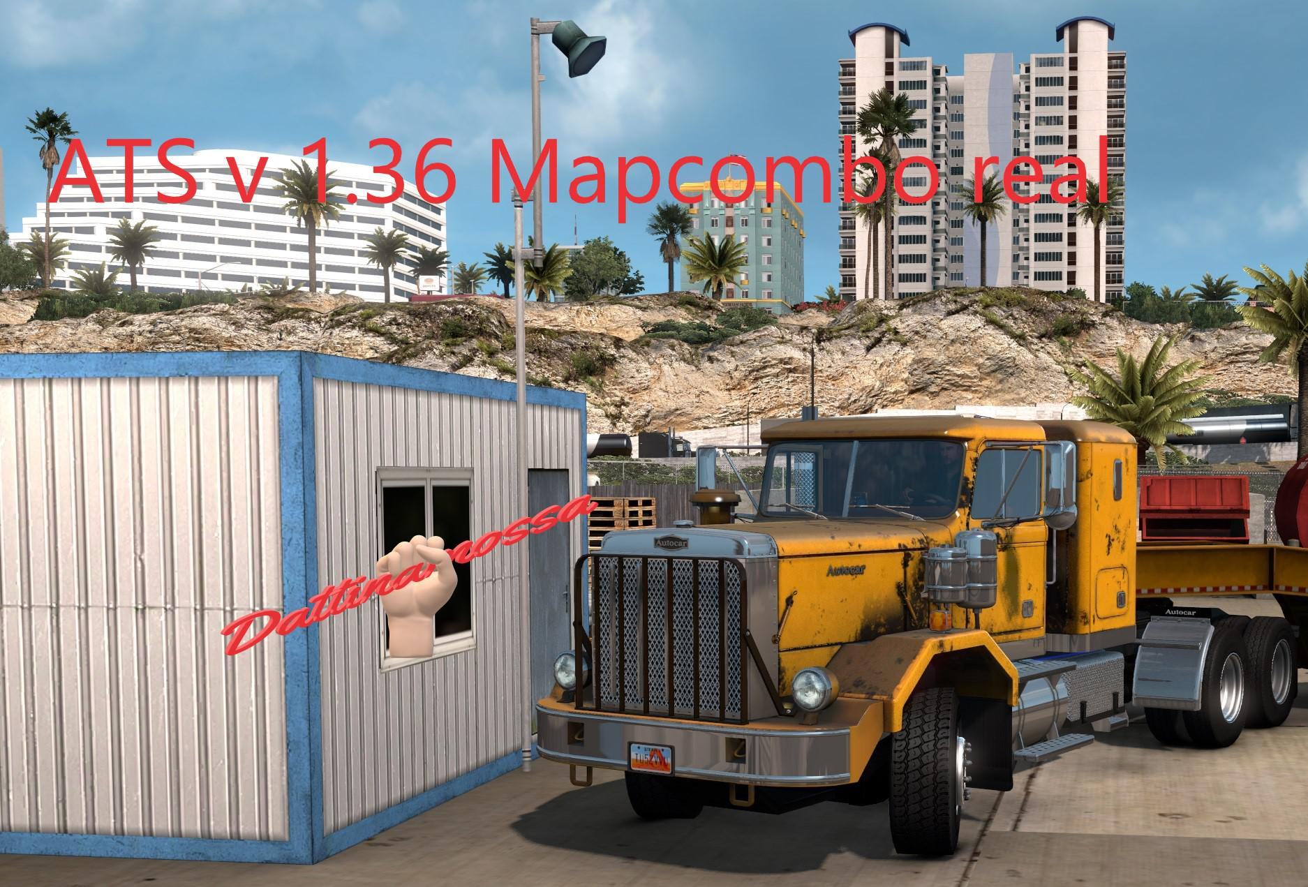 SUPER BIG MAP COMB WORK 100% V1.36.0.1