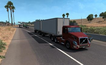 TRAFFIC MOD PACK FOR ATS 1.36