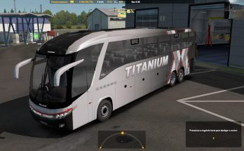 Bus G7 1200 Mexico Facelift 2.5 for 1.35 and 1.36