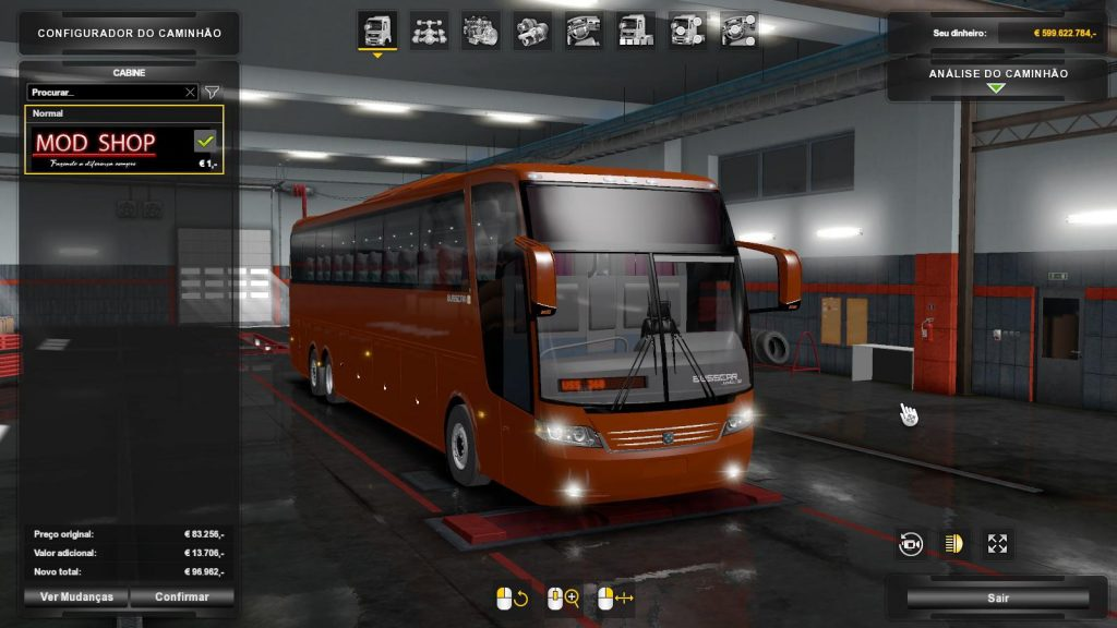 Bus Jumbuss 360 for 1.35 and 1.36 v1.7