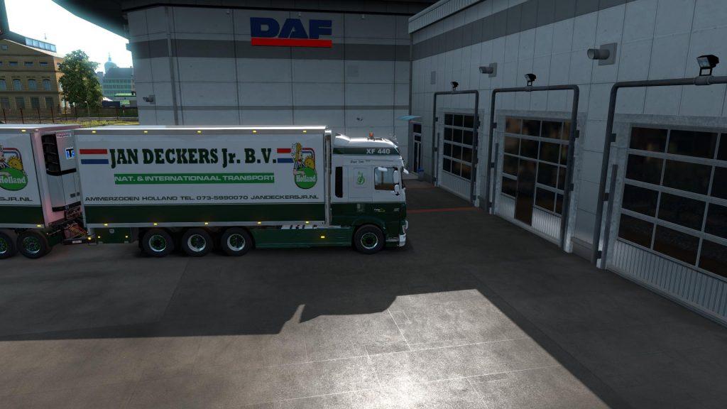 DAF Combo Jan Deckers - Dutch Compagny 1.36