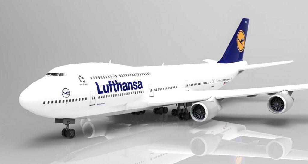 ETS2Design - Real Aircraft Texture v1.0