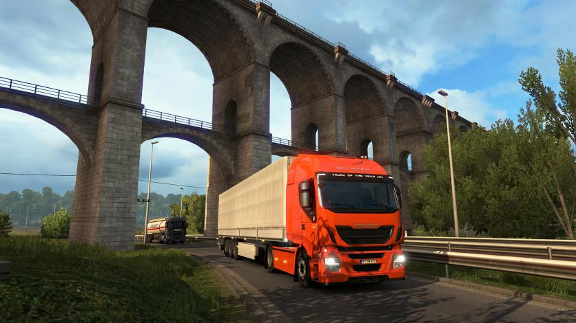 Realistic Physics for all Truck v1.35