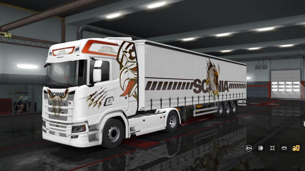 Scania Combo Pack v1.0