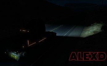 ALEXD 5500K REVERSE LIGHT V1.1