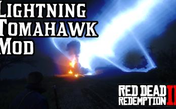 ThunderHawk - Lightning Tomahawk