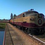 Improved Trains for ETS2 v3.3