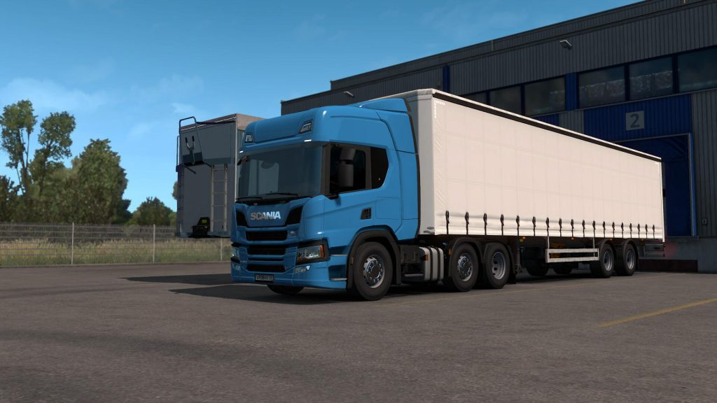 Next Generation Scania P G R S v2.0