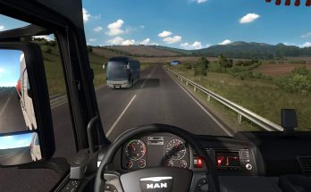 Realistic steering & suspension with keyboards v1.36