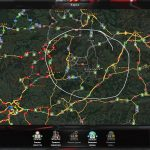 ProMods v 2.42 + RusMap v 1.9.2 Road Connection v 1.0