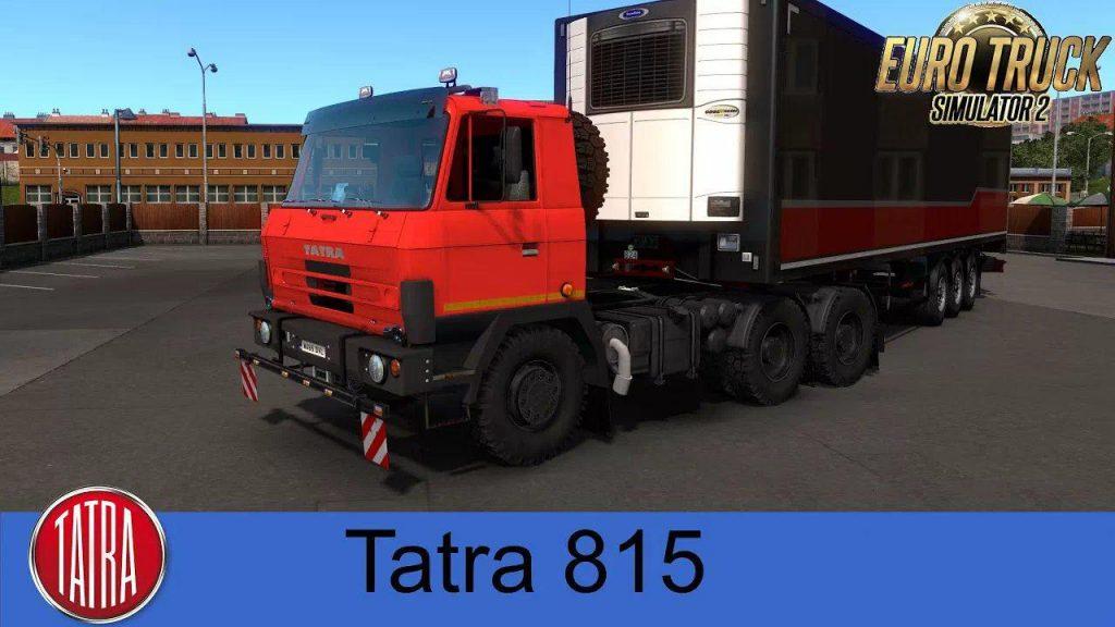Tatra 815 1983 by John Lee 1.36.x