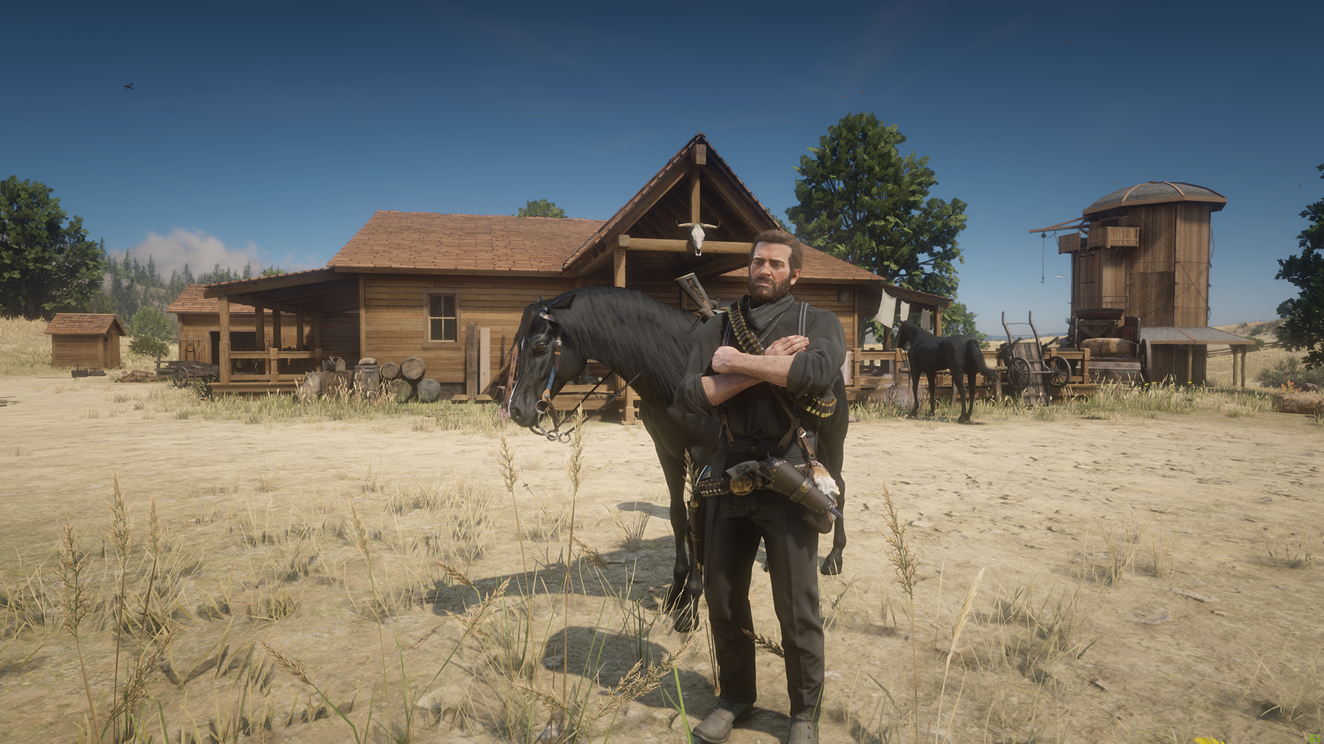 90.1 Percent Healthy Arthur Morgan Save Game
