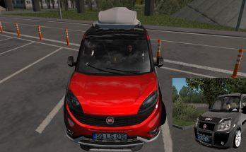FIAT DOBLO CARS - D2 & D4 V1R20 1.36