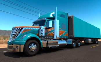 INTERNATIONAL LONESTAR SOUTERN PRIDE SKIN V1.0