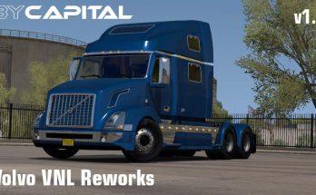 VOLVO VNL REWORKS BYCAPITAL V1.7 1.36