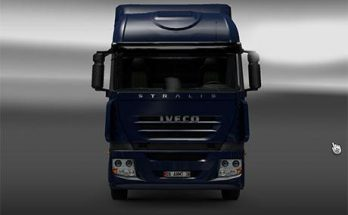 Iveco Stralis ChipTuned 1600 HP Turbo Engine 1.36.x