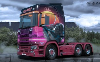 Joker Next Gen Scania Skin 1.36.x